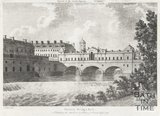 Pulteney Bridge Bath, August 1788
