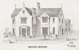 Print of Baliol House, 1835?