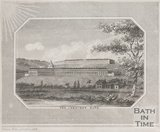 The Royal Crescent Bath 1818