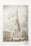 St. Michael's Church, Bath, c.1836