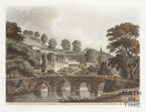 Packhorse Bridge, Bradford-on-Avon 1804