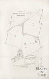 Plan of Banner Cottage Estate near Bath, 1834