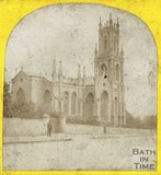 St. Stephen's Church, Lansdown, Bath c.1860