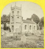 Bathwick Cemetery Church, Bath 1863