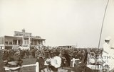 The County Stand, Bath Racecourse, Lansdown, c.1901