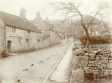 Church Street, Woolley, near Bath, c.1890
