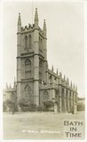 St Marys Church, Bathwick, Bath, c.1910