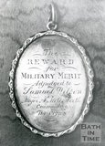 The Reward for Military Merit - Royal Bath, Volunteers, 1779 -1780