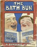 Front cover to the Bath Bun, Christmas Annual, 1917