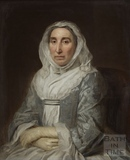 Mrs. Morris, Mother of the first Apothecary 1742