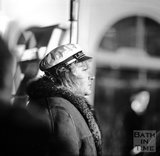 Film director Ken Russell filming Savage Messiah in Bath, 6 April, 1972