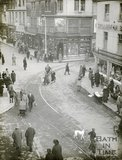 Westgate Street from Kingsmead Square, Bath 1925