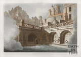 The Queen's Bath, Bath, 1804