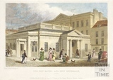 The Hot Baths and New Infirmary, Bath 1829