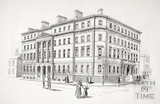 The Royal United Hospital, Bath c.1890-1920