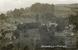 Batheaston from Fosse Lane c.1917