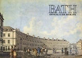 Bath Official Guide Book 1976