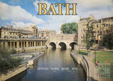 Bath Official Guide Book 1975