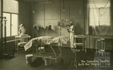 The Operating Theatre, Bath War Hospital, Bath c.1916