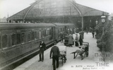 Midland Railway Station, Green Park, Bath c.1905