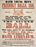 Bath Young Men's Friendly Balls 1856