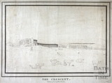 The Royal Crescent, Bath 1773