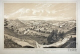View of Freshford and (Limpley) Stoke from Westwood 1849