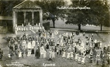 The Bath Historical Pageant. Episode IV. The Bath Historical Pageant and Temple 1909