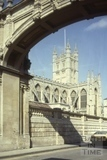 Bath Abbey from York Street, Bath 1981