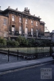 Theatre Royal from Beauford Square, Bath 1975