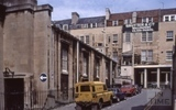 Beau Street Baths, Bilbury Lane, Bath 1983