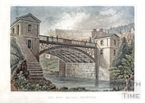 The New Bridge, Bathwick, Bath 1829