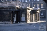 The Hot Bath, Hot Bath Street, Bath 1971
