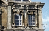 Windows, Rosewell House, 12 to 14, Kingsmead Square, Bath 1962