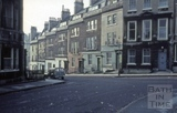 Marlborough Street, Bath 1969