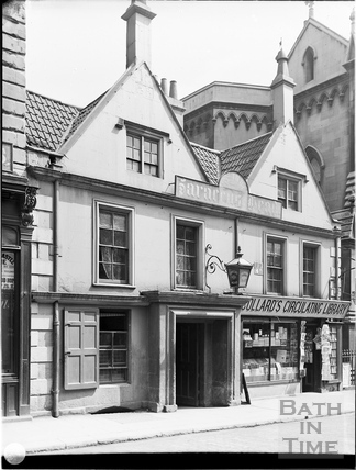 Saracen's Head, 42, Broad Street, Bath c.1903