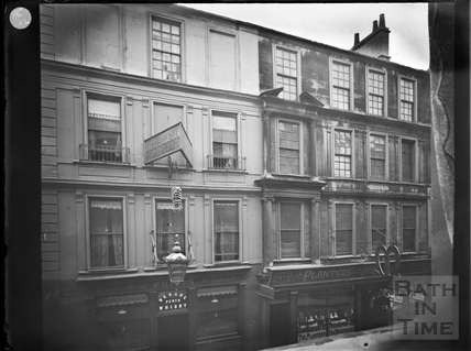The Grapes, 14 & 15, Westgate Street, Bath c.1903