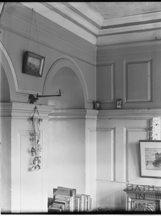 Interior, Widcombe Manor, Bath c.1903