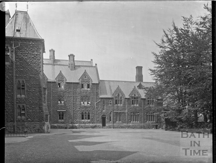 Royal School, Lansdown, Bath c.1903