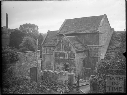 Saxon Church, Bradford-on-Avon c.1903