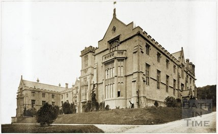Kingswood School, Lansdown, Bath c.1890