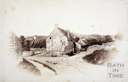 Old House, Englishcombe c.1860