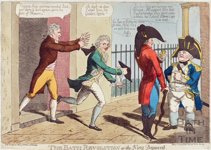 The Bath Revolution or the King Deposed 1825