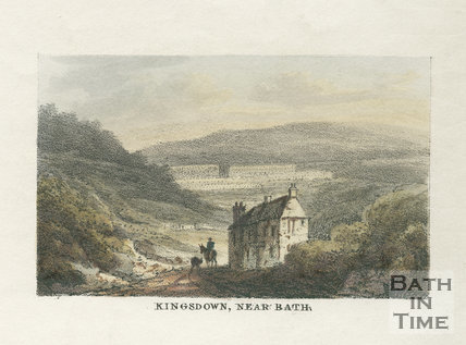Kingsdown, near Bath c.1827