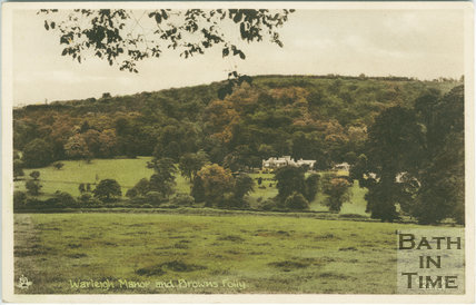 Warleigh Manor and Brown's Folly c.1930