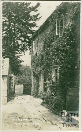 Ferry Cottage, Warleigh c.1907