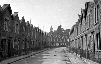 Hungerford Road, Bath, April 1942