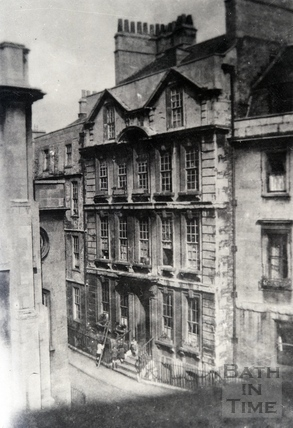 3, St. James's Street (South), Bath. Date unknown