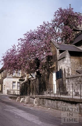 Holloway, Bath, 'Judas'; 1495 23 May 1976