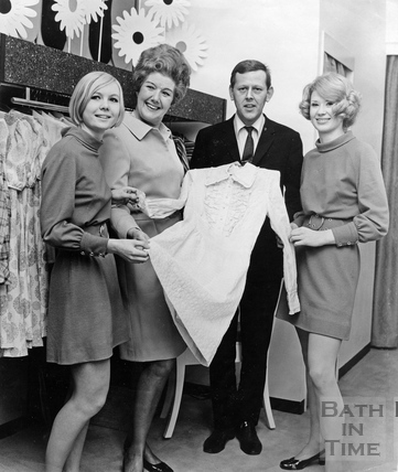 Staff at Colmers, the department store in Union Street, 1960s by ...